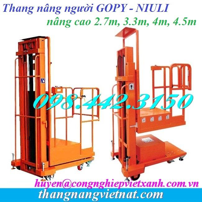 Thang nâng người GOPY Niuli