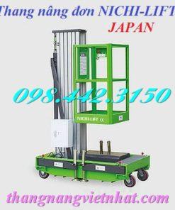 Thang nâng đơn NTWY NICHI-LIFT JAPAN