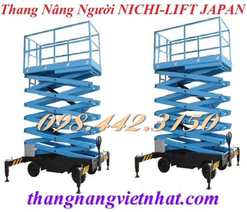Thang nâng người NSJY NICHI-LIFT JAPAN