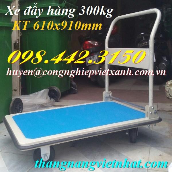Xe đẩy hàng 300kg HT300