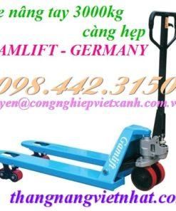 Xe nâng tay 3000kg M30S GAMLIFT