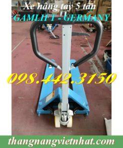 Xe nâng tay 5000kg M50M Gamlift