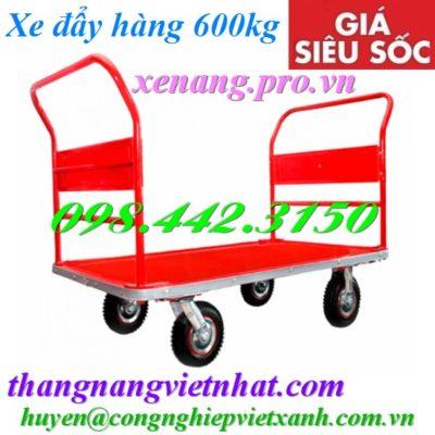 Xe đẩy hàng 600kg XTH250S2