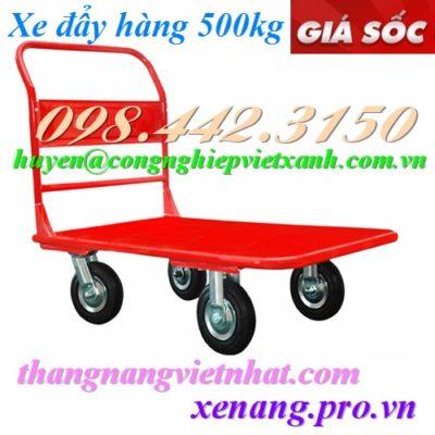 Xe đẩy hàng 500kg XTH200T