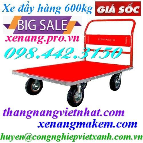 Xe đẩy hàng 600kg XTH250S1