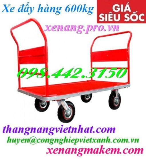 Xe đẩy hàng XTH250S2 600kg